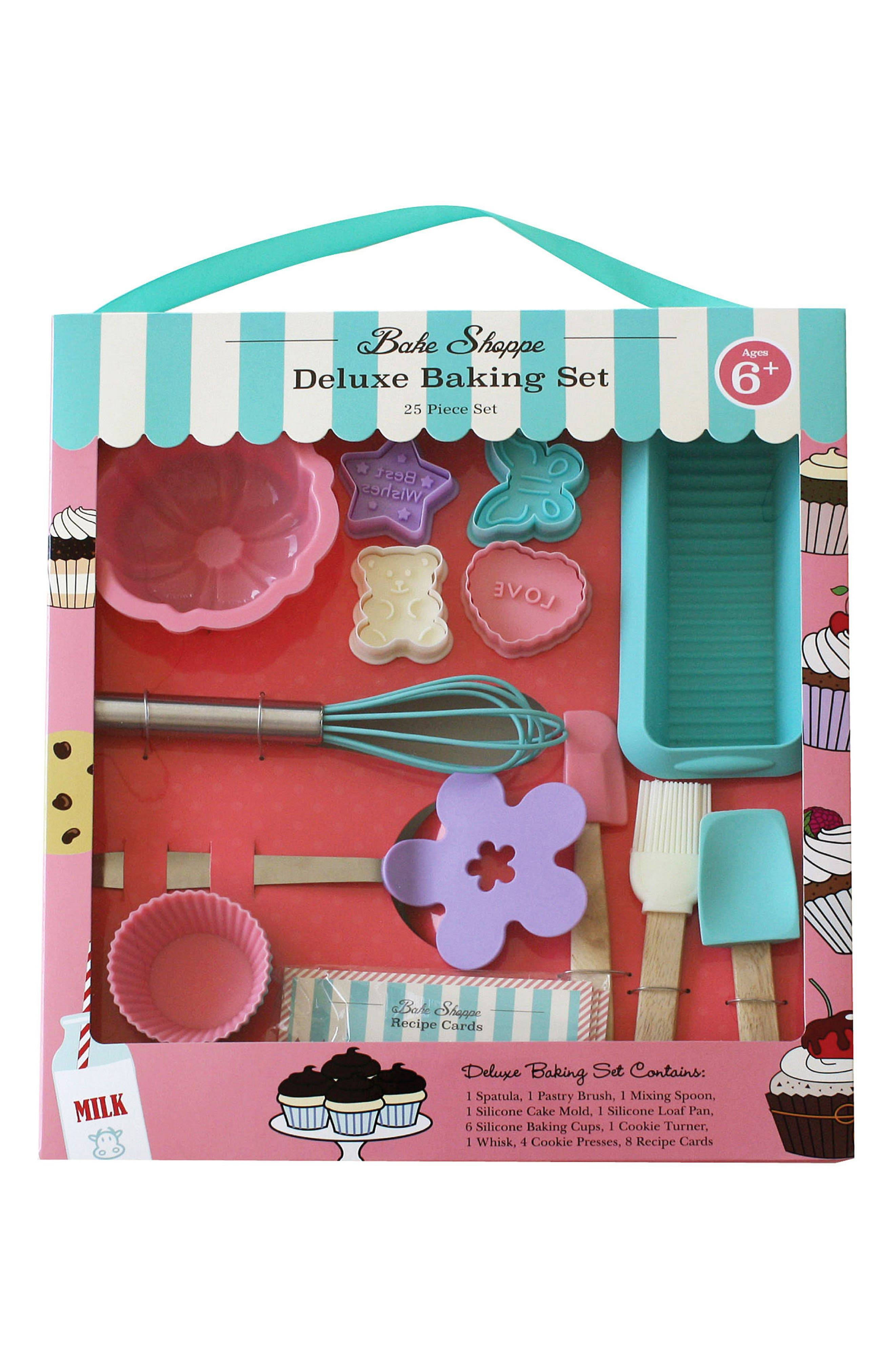 Handstand Kitchen Girl's Handstand Kitchen Bake Shoppe Deluxe Baking Kit