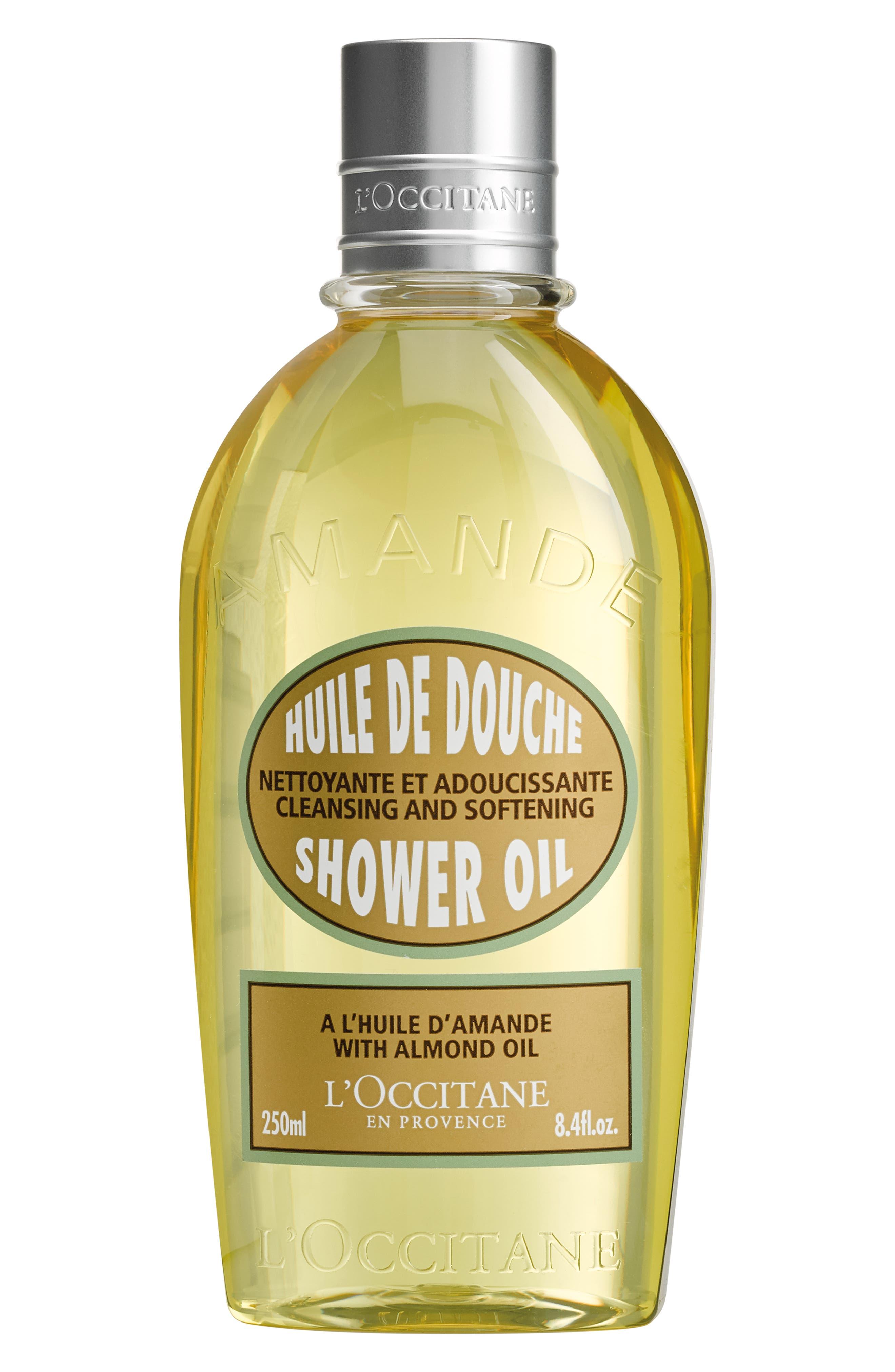 L'Occitane Almond Shower Oil, Size 8.4 oz