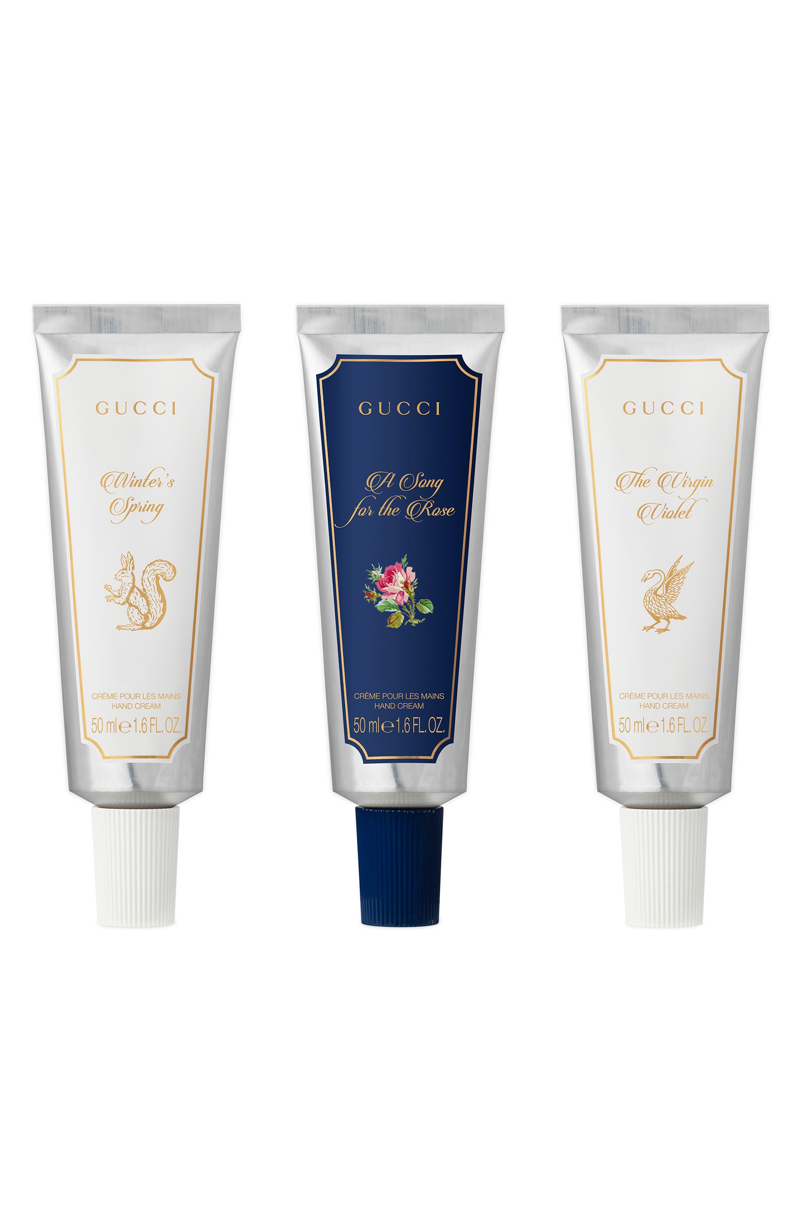 Gucci Alchemist Garden Hand Cream Set (Limited Edition), Size - One Size