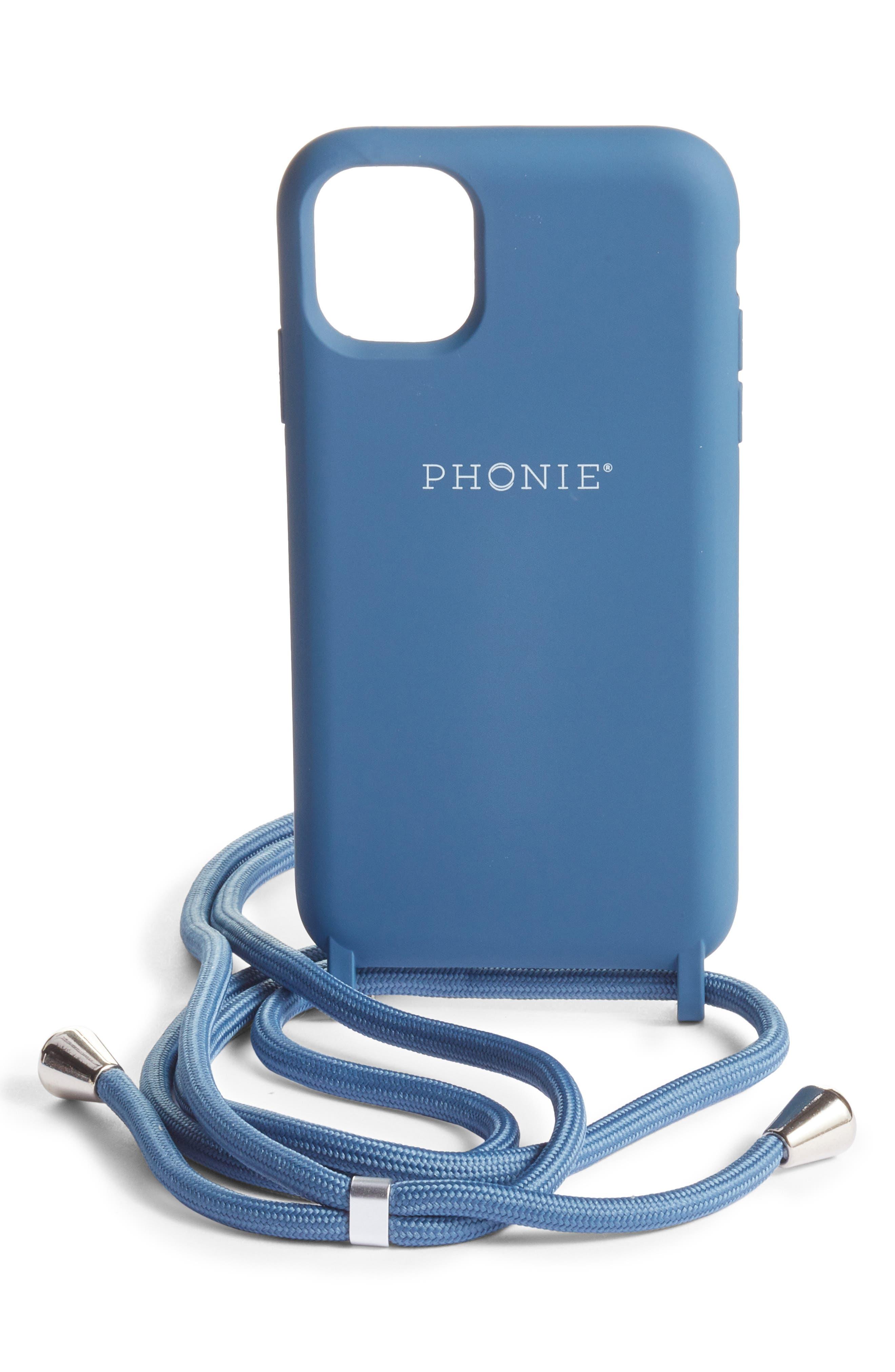 Phonie Ocean Crossbody Iphone 11 Pro Case - Blue