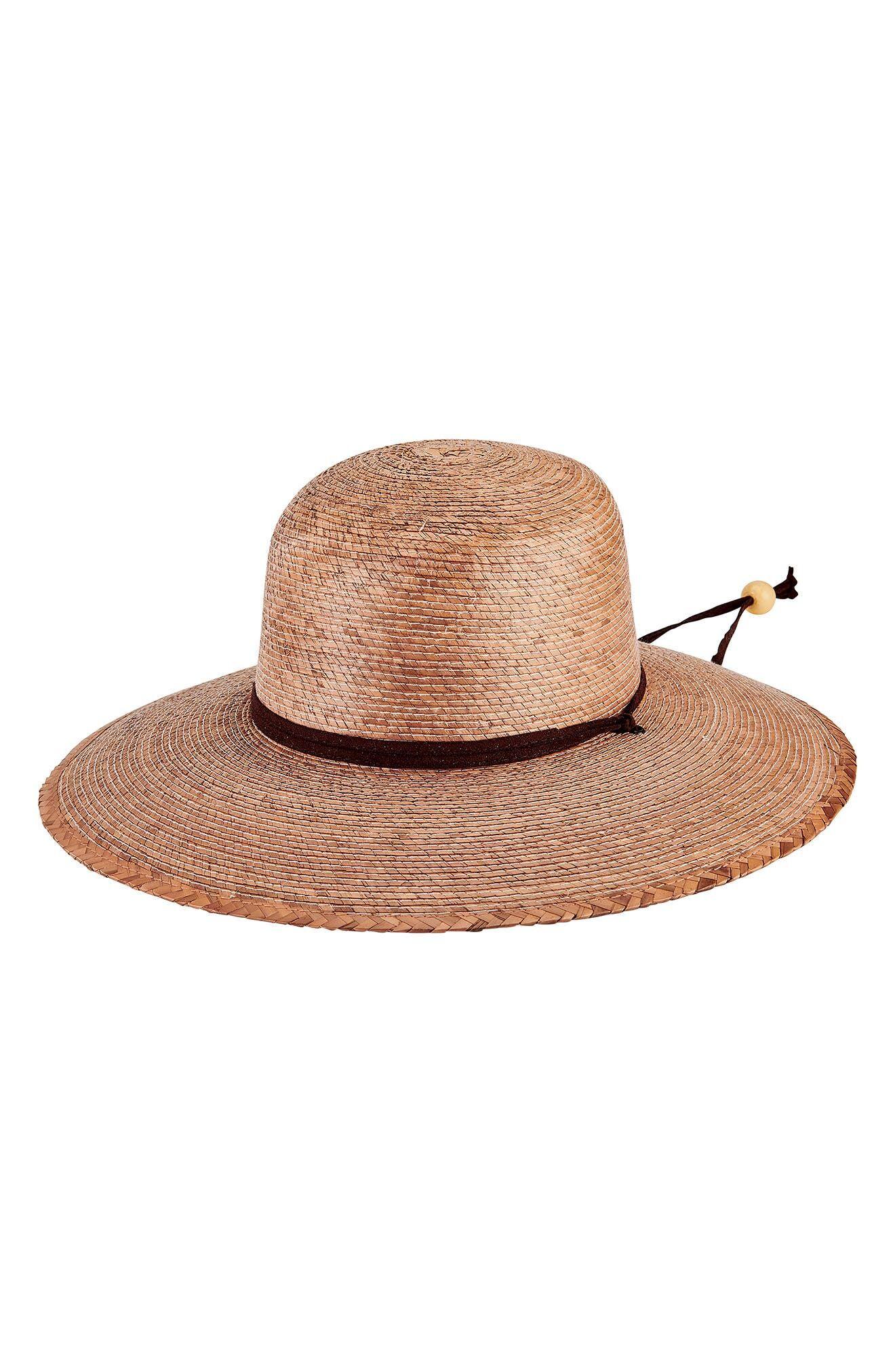 San Diego Hat Women's San Diego Hat Palm Braid Garden Hat - Beige