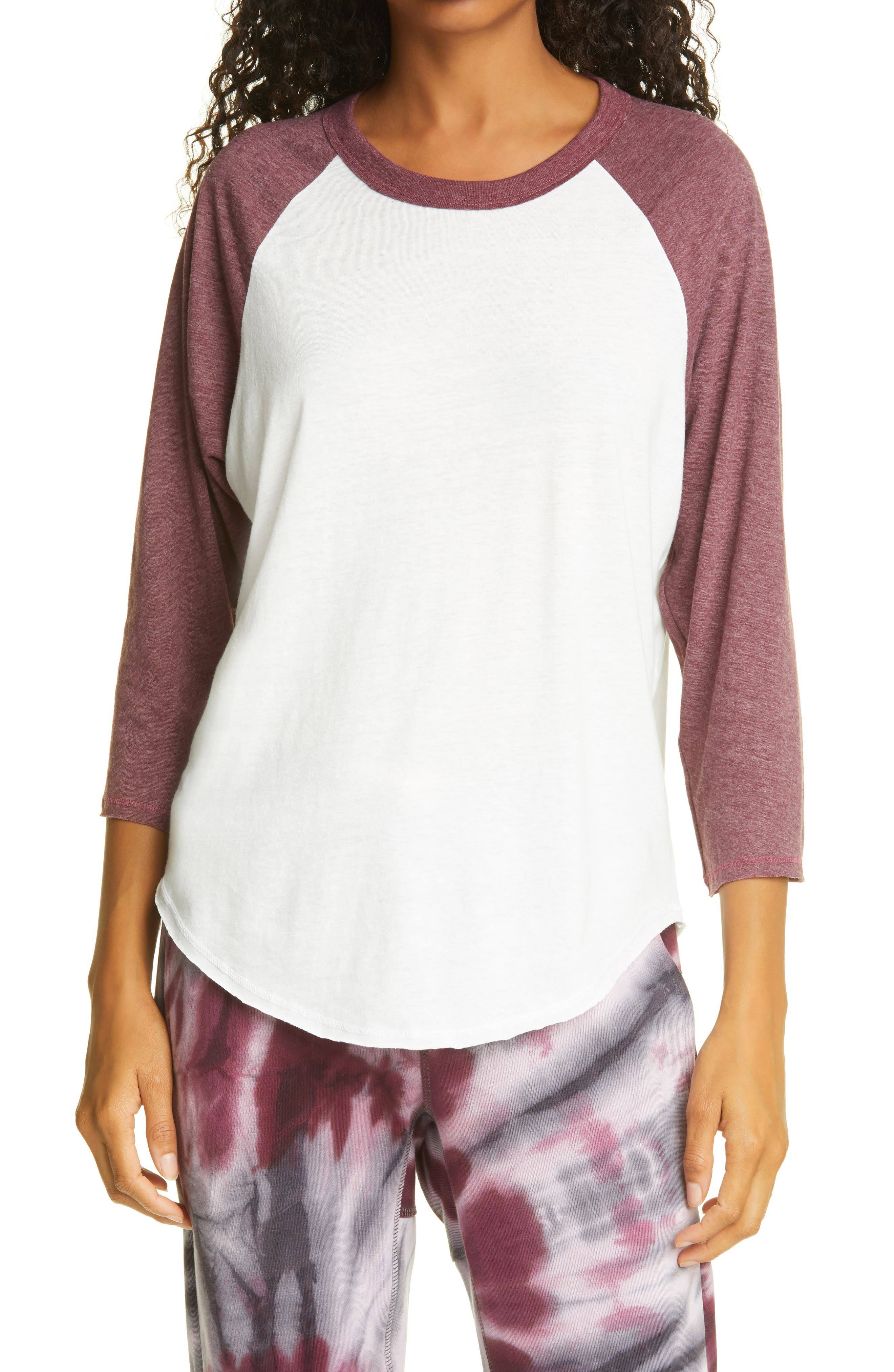 NSF Clothing Women's Nsf Clothing Brock Football T-Shirt, Size Small - White