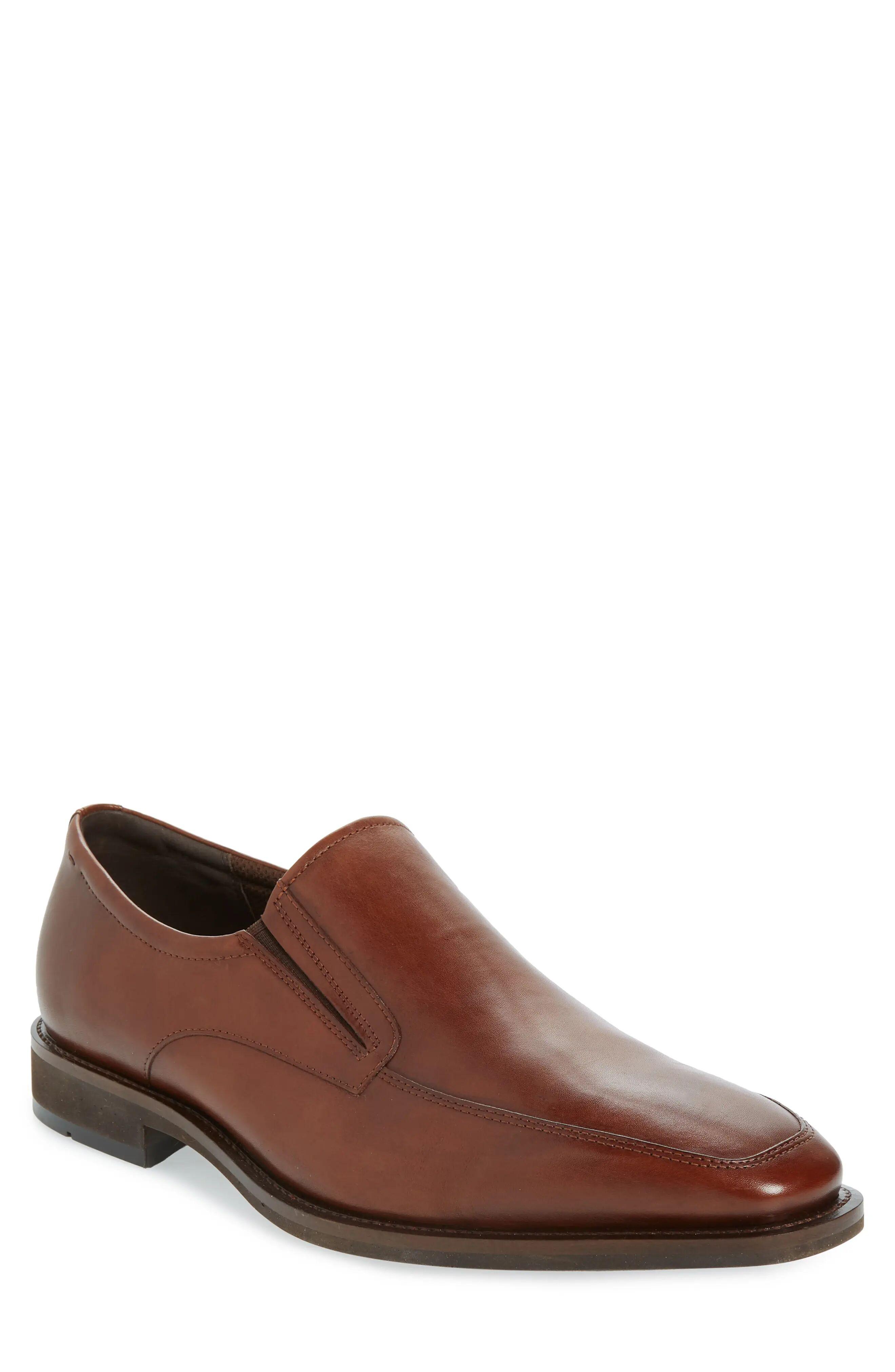 ECCO Men's Ecco Calcan Venetian Loafer, Size 10-10.5US - Brown
