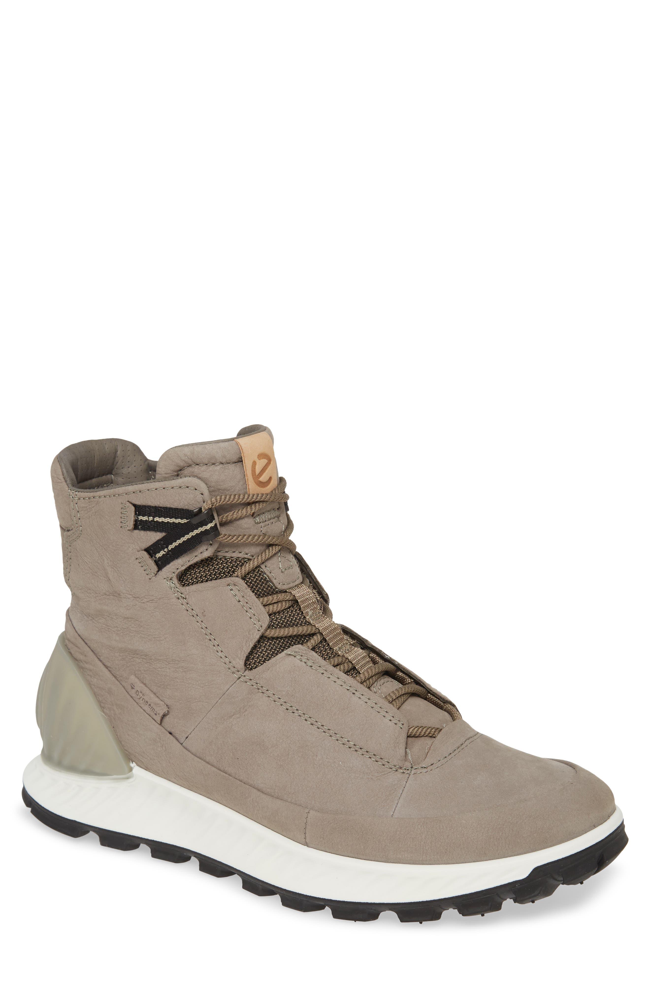 ECCO Men's Ecco Limited Edition Exostrike Dyneema Sneaker Boot, Size 9-9.5US - Grey