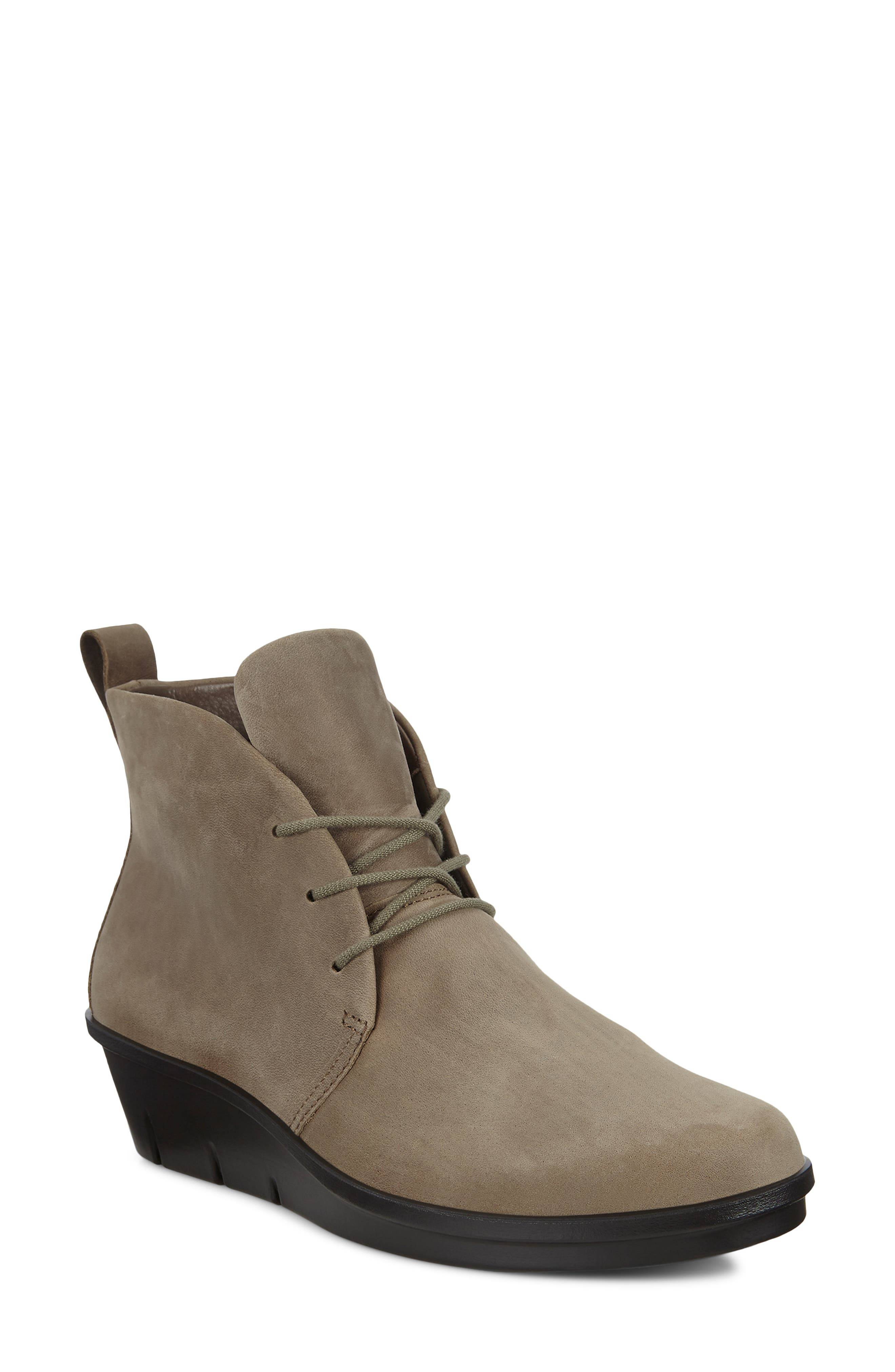 ECCO Women's Ecco Skyler Chukka Boot, Size 7-7.5US - Grey