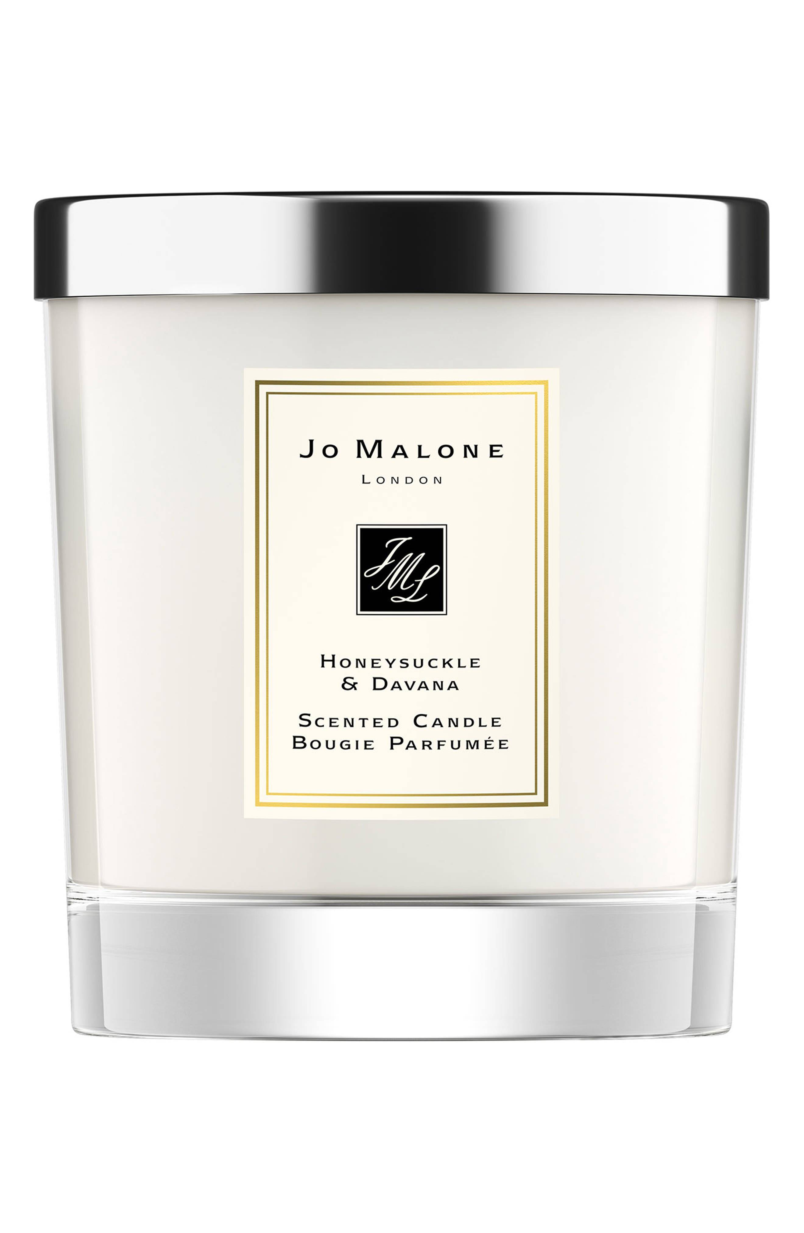 Jo Malone LondonTM Jo Malone London(TM) Honeysuckle & Davana Scented Home Candle, Size One Size - None