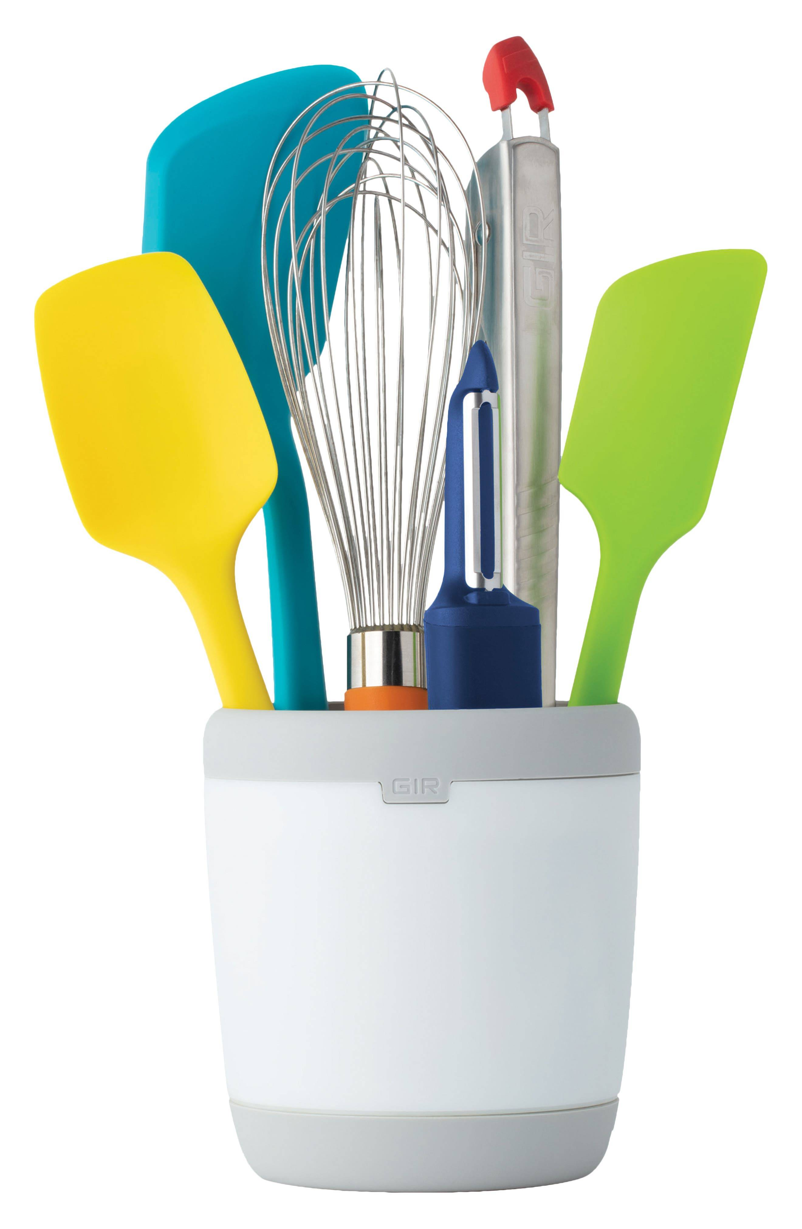 Gir Ultimate Tools 7-Piece Kitchen Tool Set, Size One Size - Blue