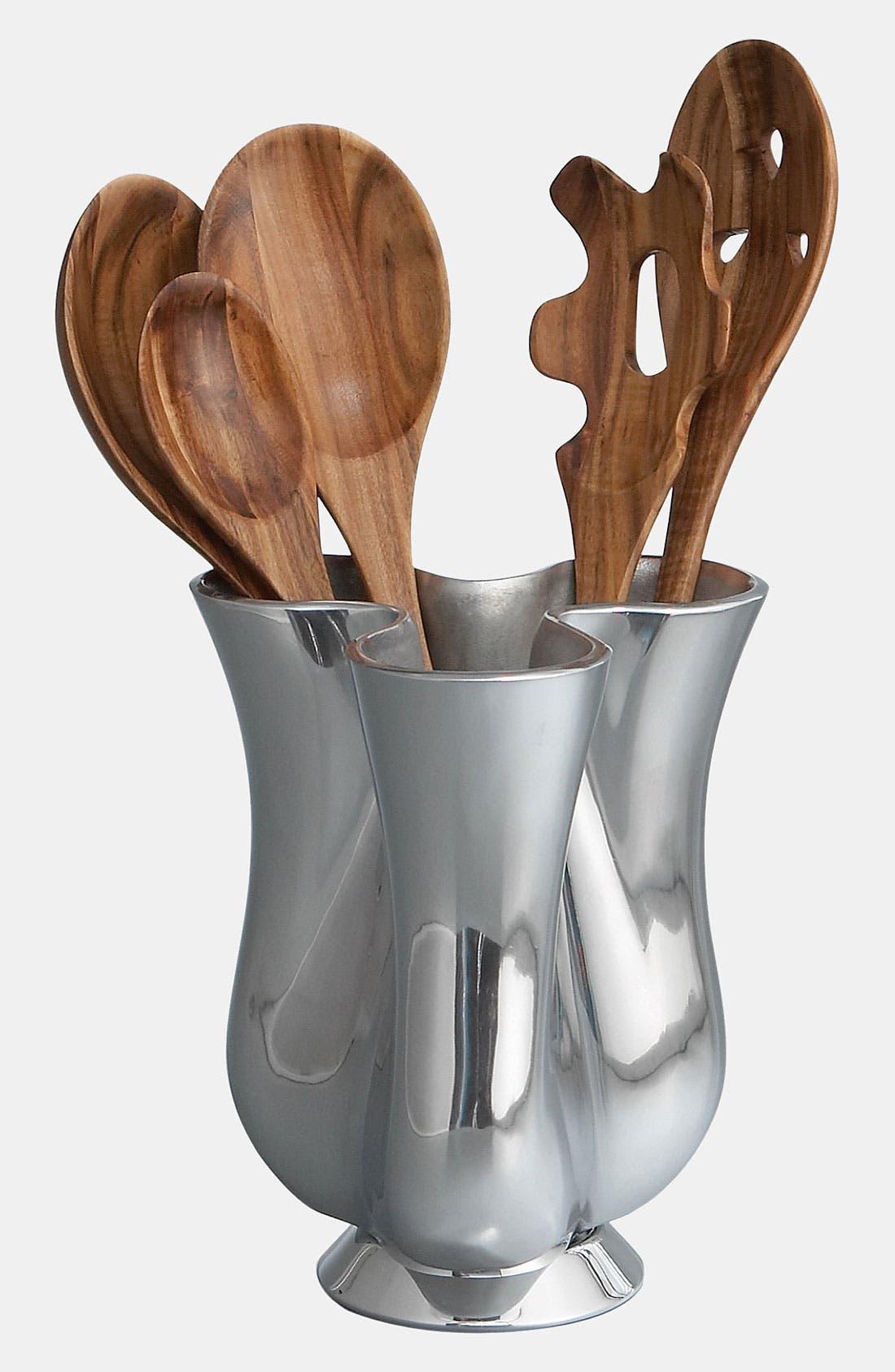 Nambe Tulip 6-Piece Kitchen Tool & Jug Set, Size One Size - None