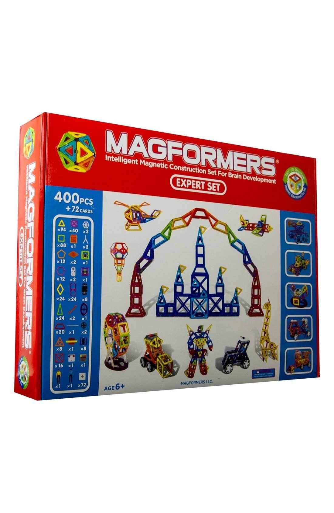 Magformers Boy's Magformers 'Expert' Construction Set