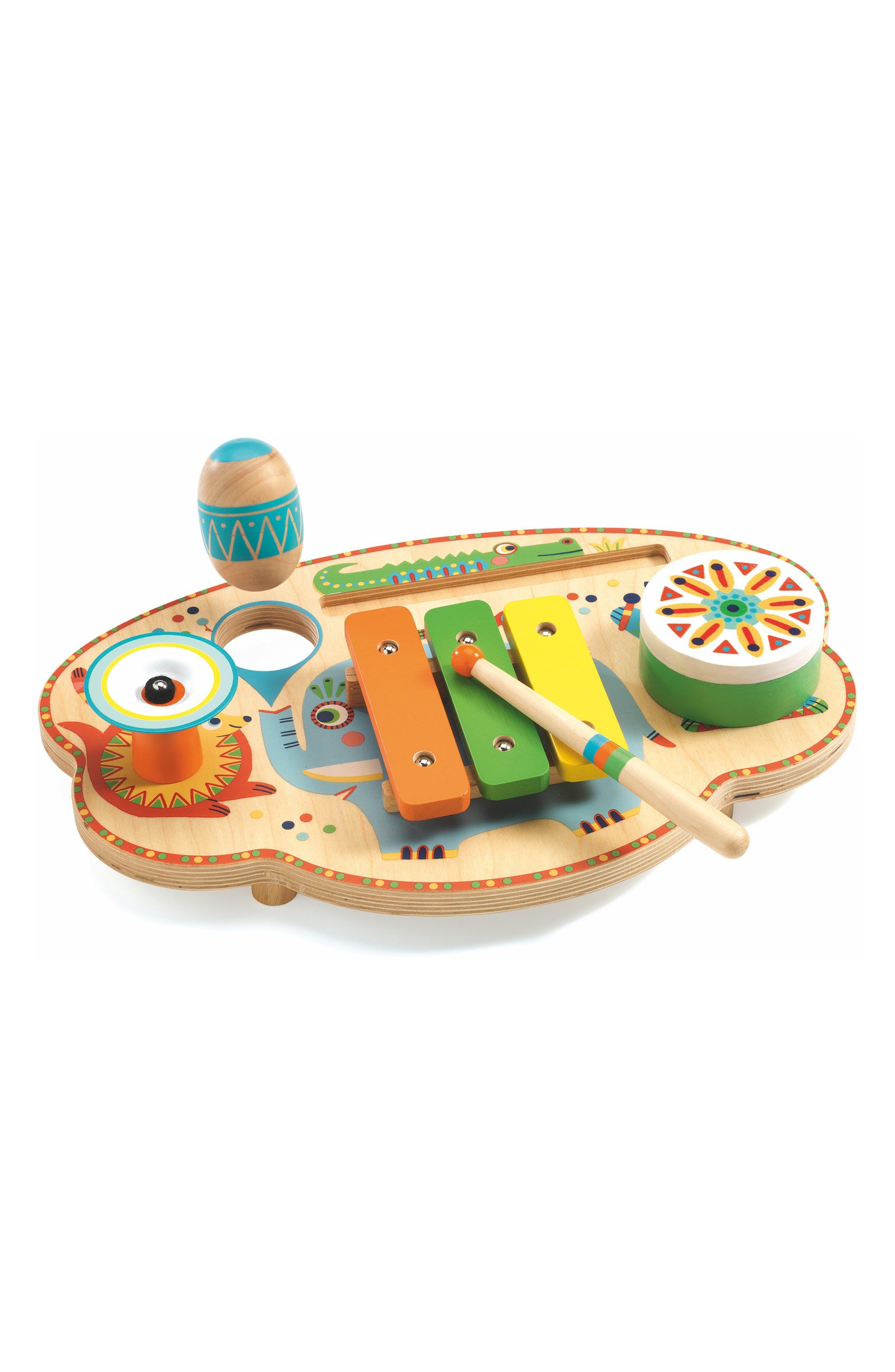 Djeco Animambo Music Carnival Musical Instruments
