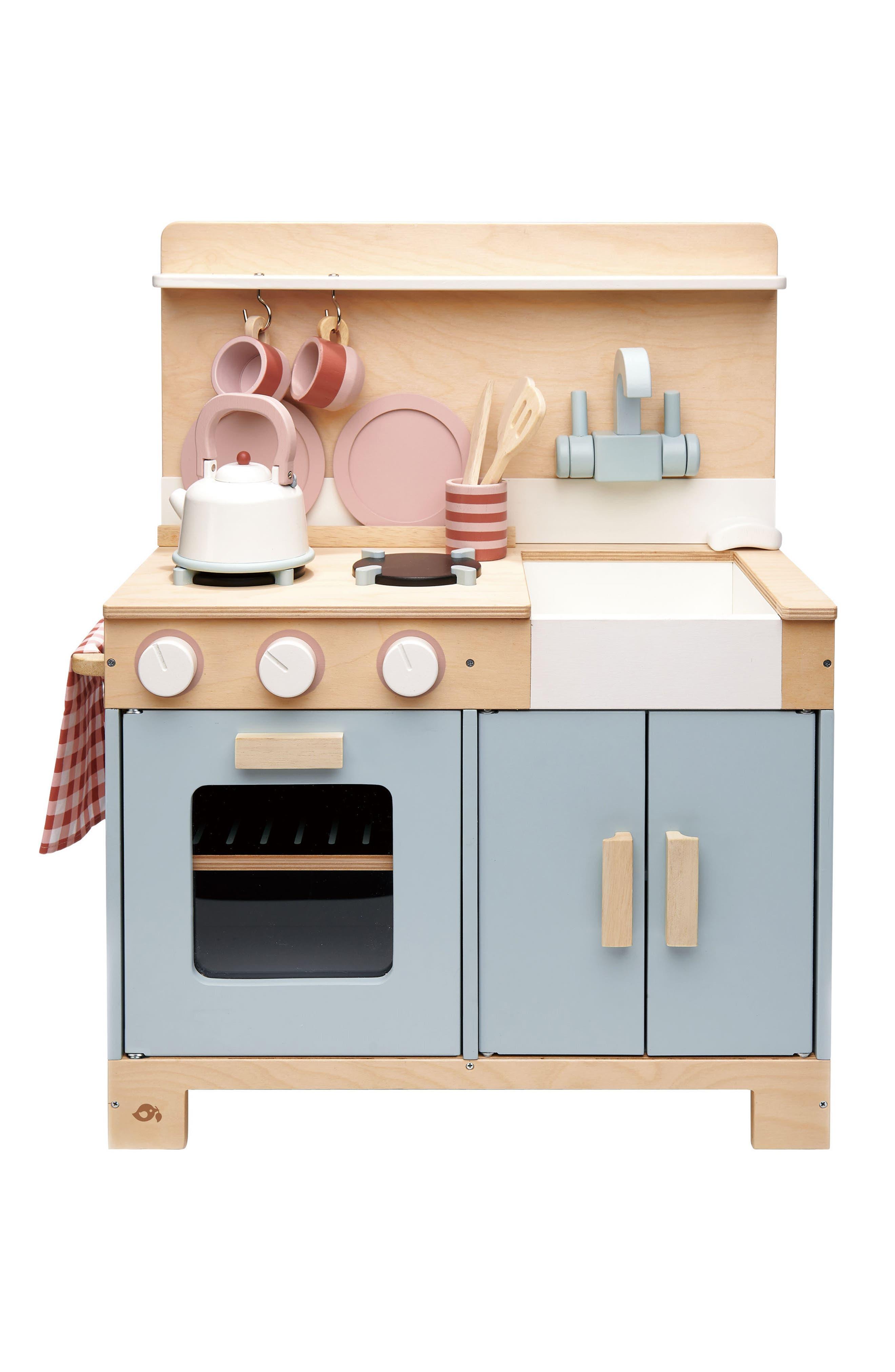 Tender Leaf Toys Girl's Tender Leaf Toys Mini Chef Home Kitchen Set