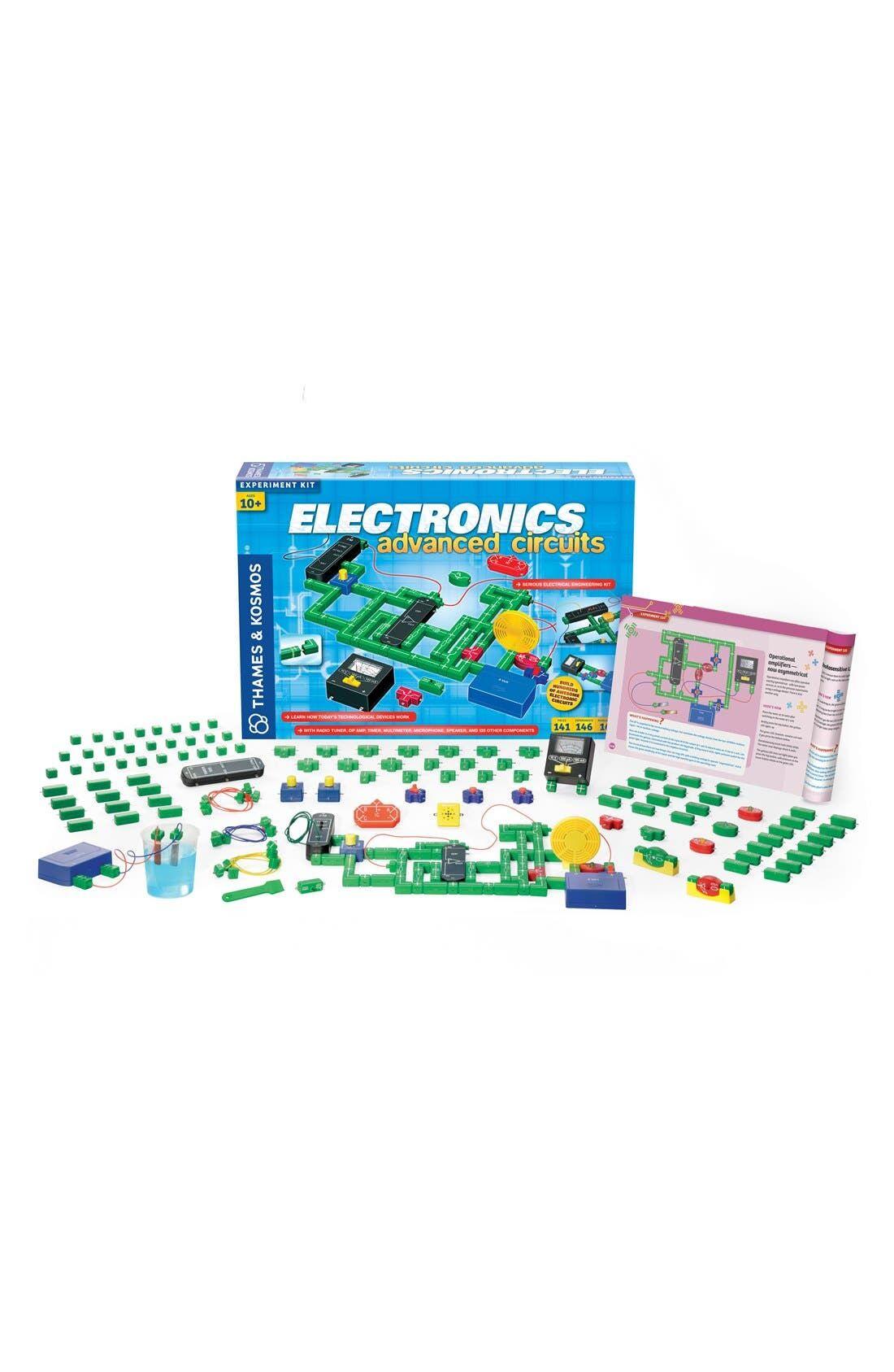 Thames & Kosmos Boy's Thames & Kosmos 'Electronics Advanced Circuits' Experiment Kit