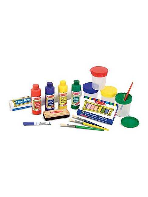 Melissa & Doug Easel Accessory Set  NO COLOR  Not Applicable  size:One Size