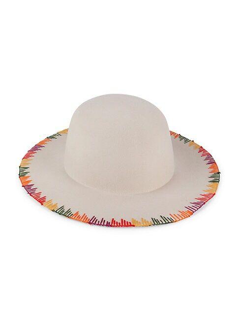 San Diego Hat Company Wool Felt Hat  OATMEAL  Women  size:One Size