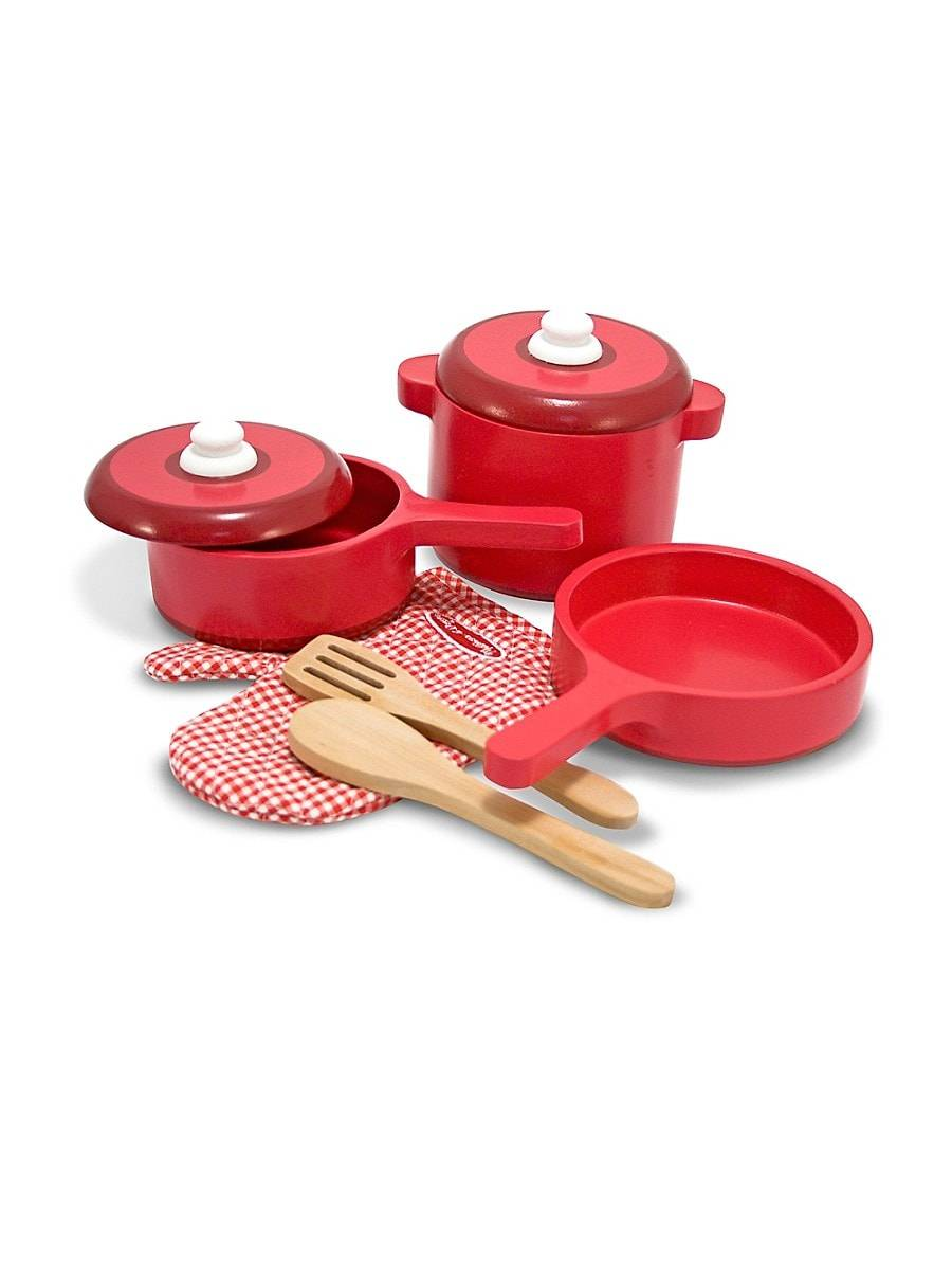 Melissa & Doug Kitchen Accessory- Set of 8  neutral  female  size:one-size