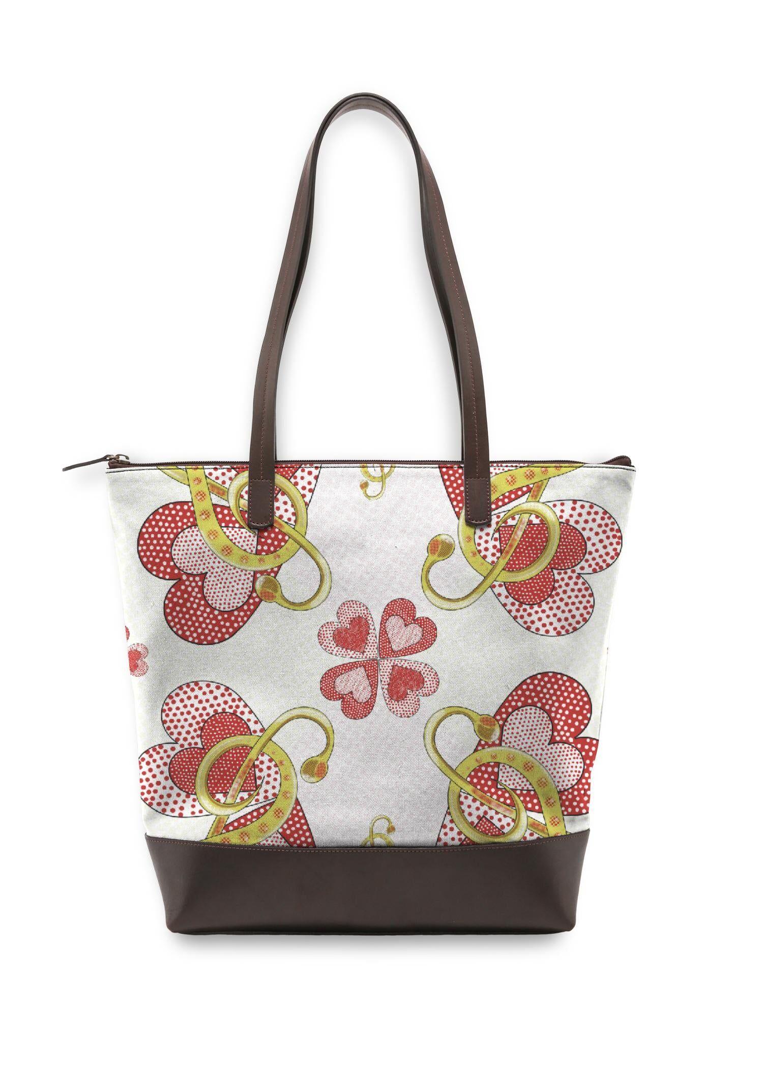 VIDA Statement Bag - Music by VIDA Original Artist  - Size: One Size