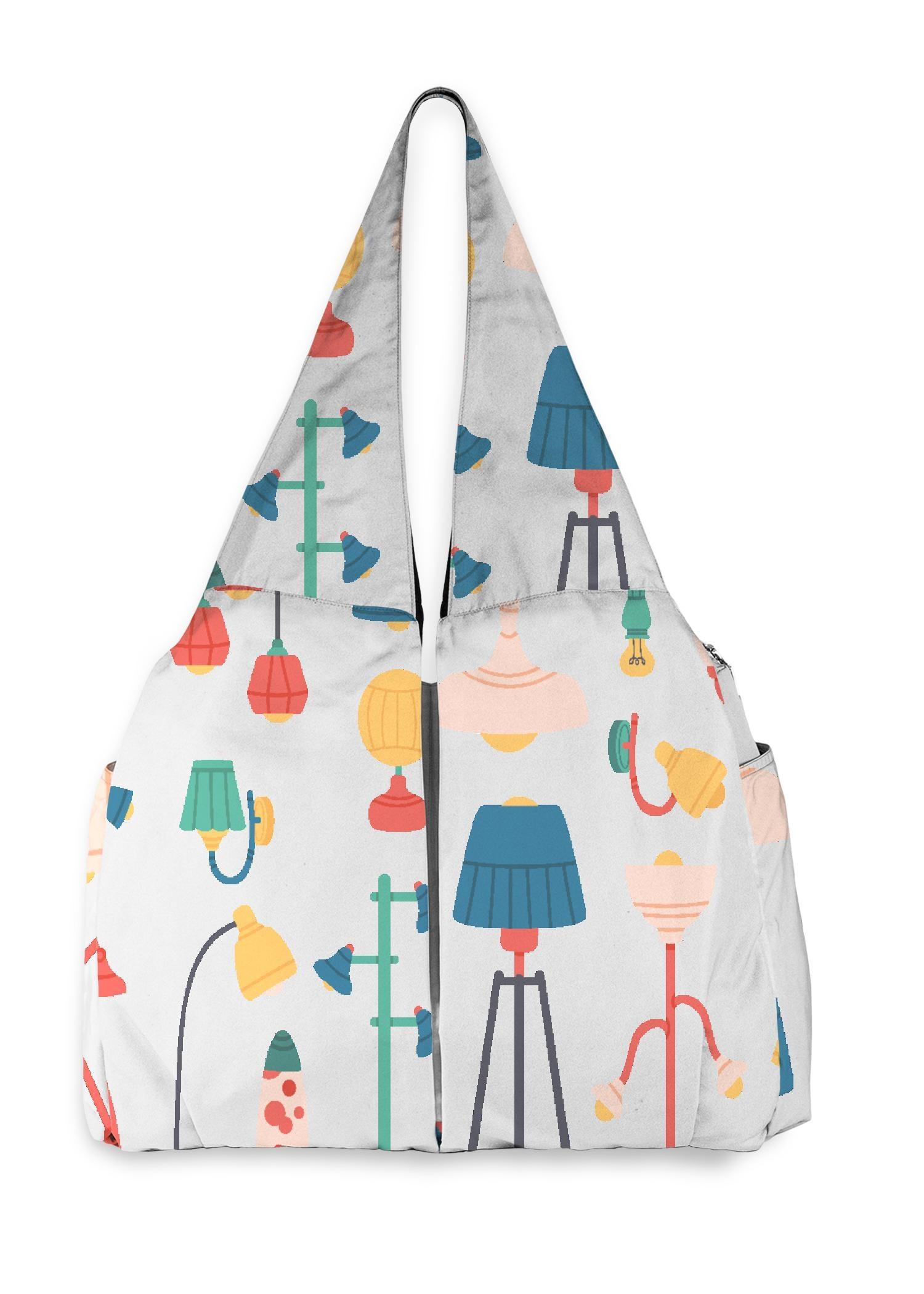 VIDA Studio Bag - Home Light by VIDA Original Artist  - Size: One Size