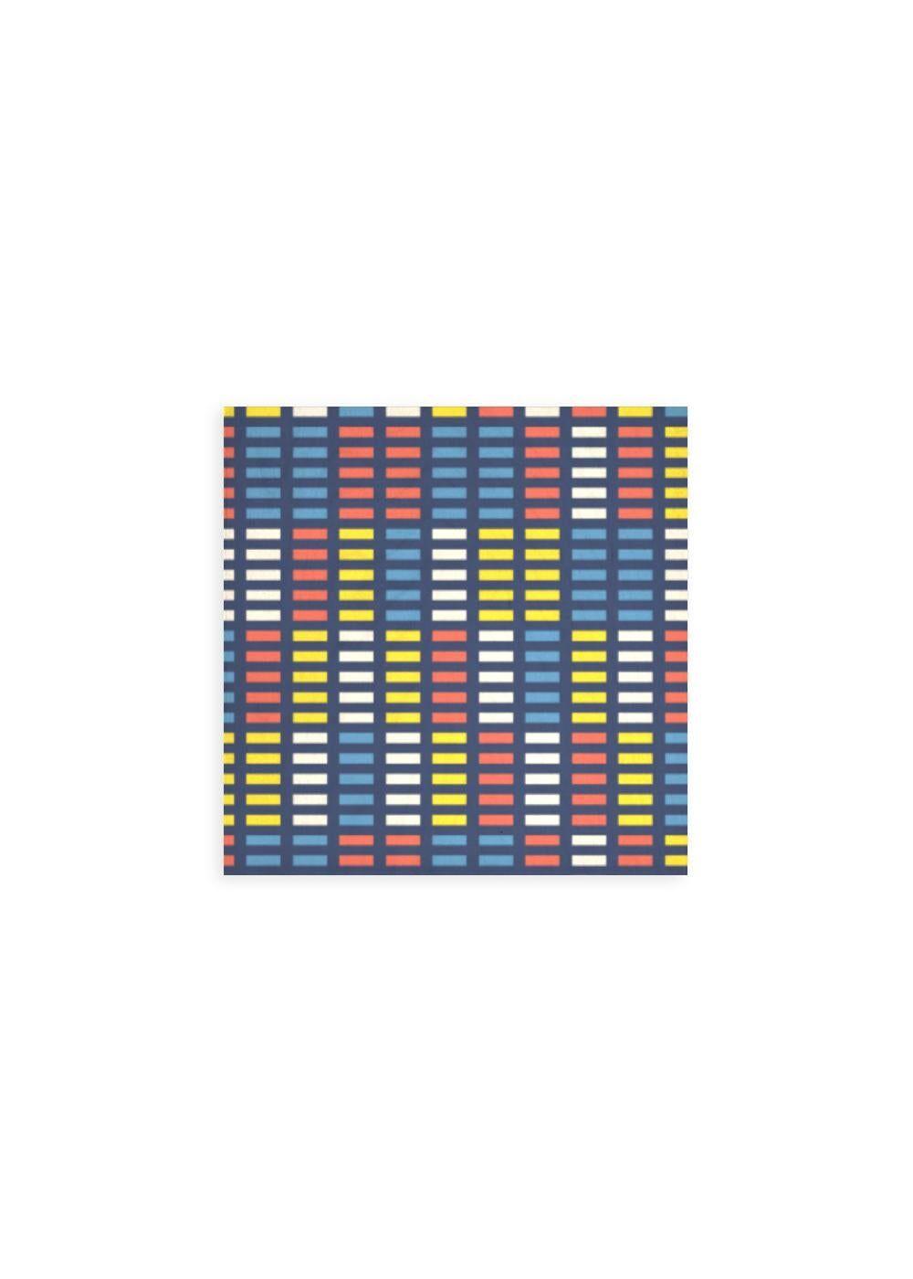 VIDA Wood Wall Art - 12x12 - Retro Music Equalizer by VIDA Original Artist  - Size: Small