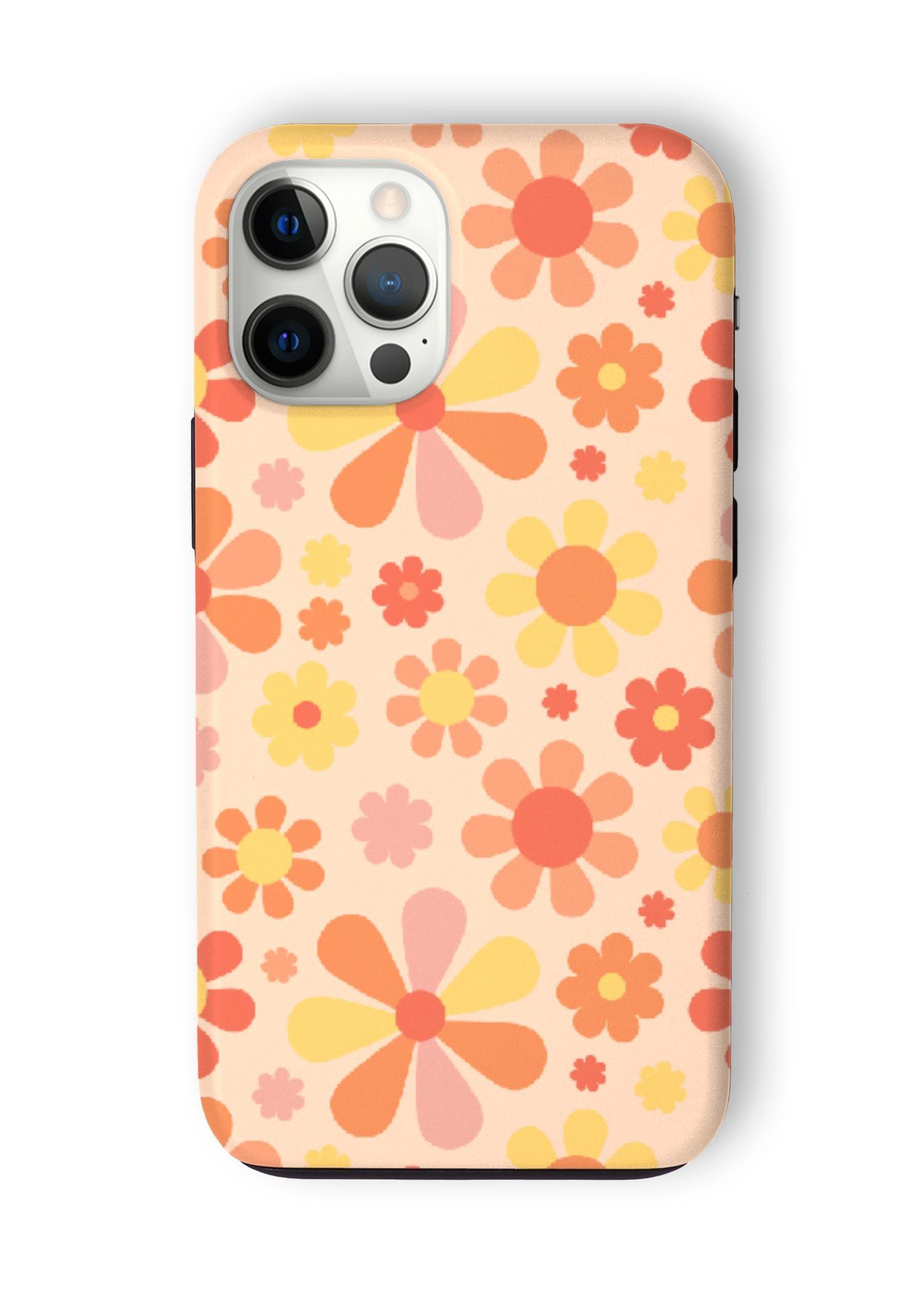 VIDA iPhone Case - Sunny Garden by VIDA Original Artist  - Size: iPhone 12 Pro Max / Tough