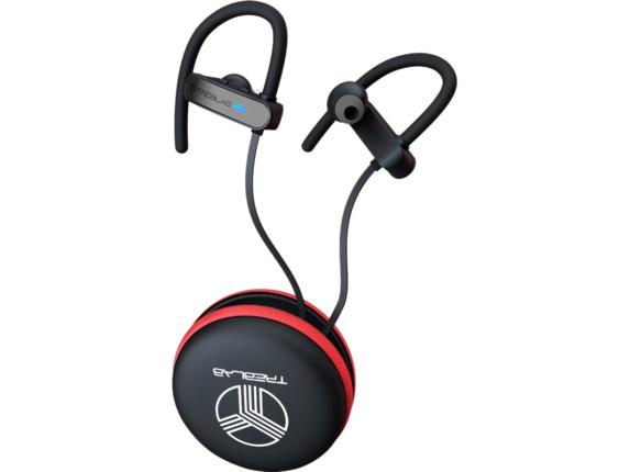Productech TREBLAB XR800 - Premium Sport Earphones Bluetooth - Secure-Fit IPX7 Wireless Waterproof Earbuds for Running&Workout (Gray) XR800G Productech -