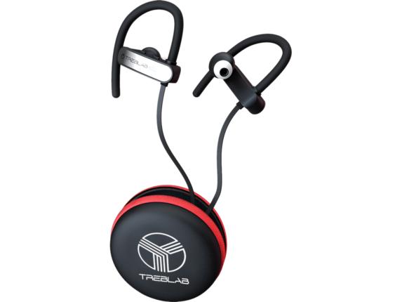 Productech TREBLAB XR800 - Premium Sport Earphones Bluetooth - Secure-Fit IPX7 Wireless Waterproof Earbuds for Running&Workout (White) XR800W Productech -