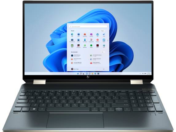 HP Spectre x360 Convertible Convertible Laptop 15-eb0097nr Intel Core i7 10th Gen 512 GB SSD Intel UHD Graphics 16 GB DDR4 Windows 10 Home 64 -