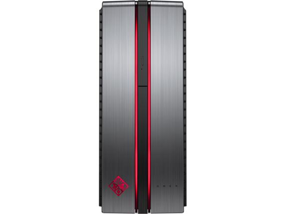 HP OMEN 870-245qe Gaming Desktop PC Intel Core i5 7th Gen 1 TB Hard Drive 8 GB DDR4 Windows 10 Home 64 V9B25AA#ABA -