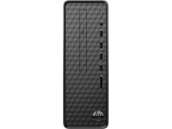 HP Slim S01-pF1048xt Desktop PC Intel Core i5 10th Gen 256 GB SSD Intel UHD Graphics 630 16 GB DDR4 Windows 10 Home 64 3UR16AA#ABA -