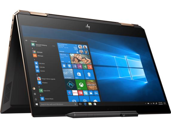 HP Spectre x360 Convertible Laptop - 13-ap0039nr Intel Core i7 8th Gen 512 GB SSD Intel UHD Graphics 620 16 GB DDR4 Windows 10 Home 64 7CX33UA#ABA -