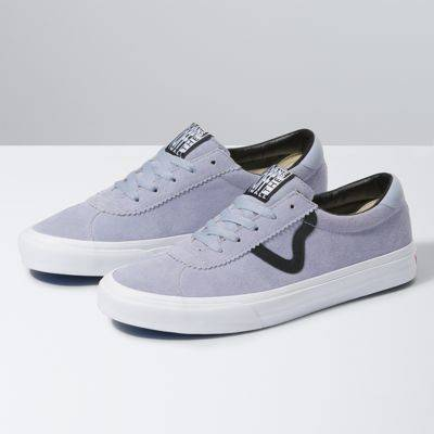 Vans Sport (Zen Blue/True White)  - Size: adult