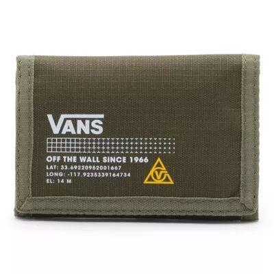 Vans Gaines Wallet (Grape Leaf)  - Size: adult