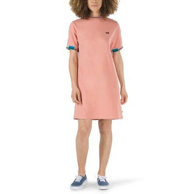 Vans Hi Roller Tri Check Dress (Rose Dawn)  - Size: adult