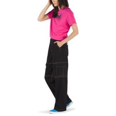 Vans Thread It Cargo Pant (Black)  - Size: adult