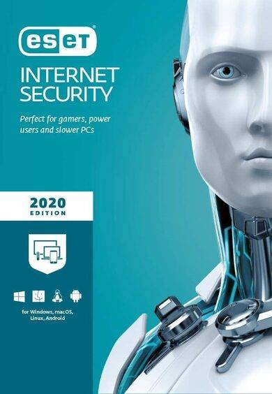 ESET Internet Security 5 Devices 1 Year Key GLOBAL