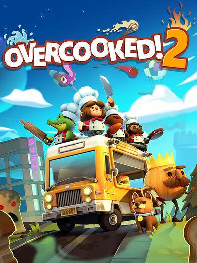 Overcooked! 2 Steam Key GLOBAL