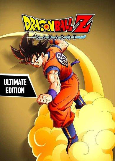 Dragon Ball Z: Kakarot (Ultimate Edition) Steam Key GLOBAL