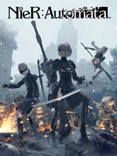 NieR: Automata (Game of the YoRHa Edition) Steam Key GLOBAL