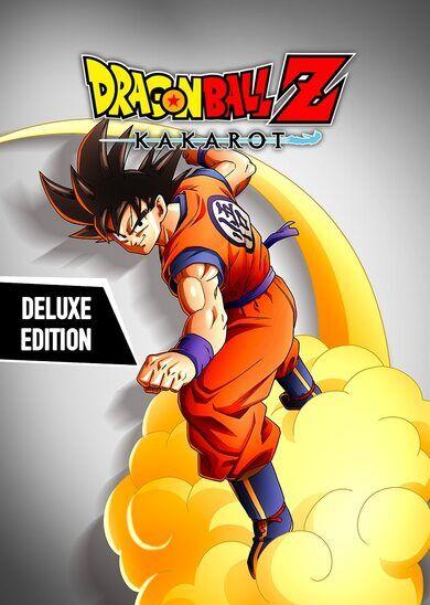 Dragon Ball Z: Kakarot (Deluxe Edition) Steam Key GLOBAL