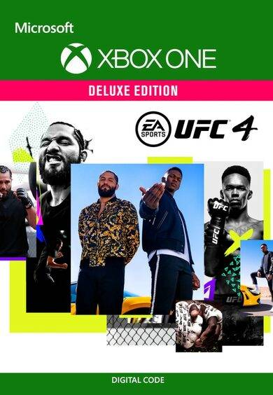 EA SPORTS UFC 4 Deluxe Edition (Xbox One) Xbox Live Key UNITED STATES