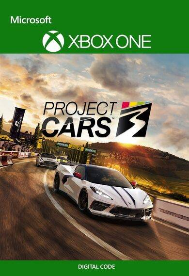 Project CARS 3 (Xbox One) Xbox Live Key GLOBAL