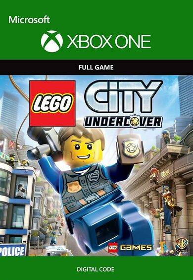 LEGO City: Undercover (Xbox One) Xbox Live Key EUROPE