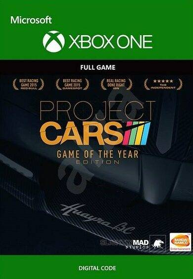 Project CARS - Game of the Year Edition (Xbox One) Xbox Live Key EUROPE
