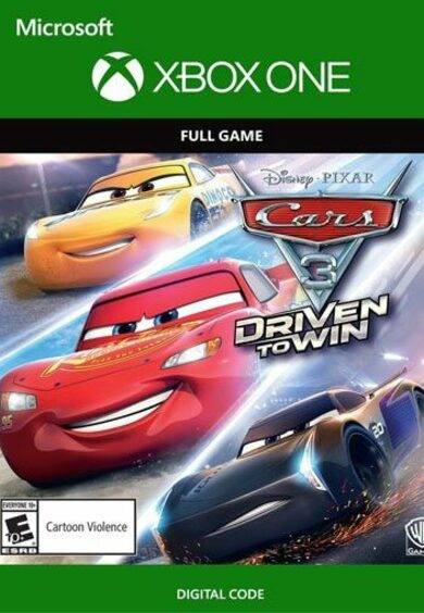 Cars 3: Driven to Win (Xbox One) Xbox Live Key EUROPE