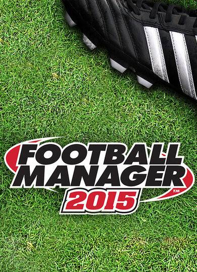 Football Manager 2015 (ROW) Steam Key GLOBAL