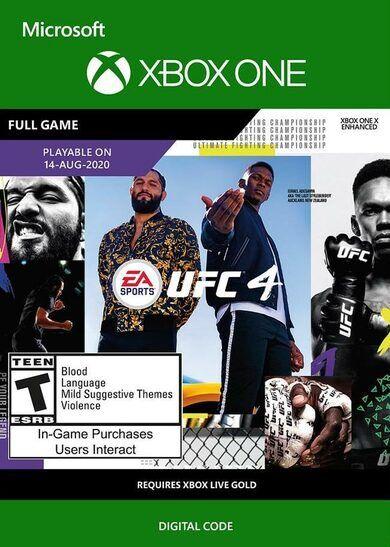 EA SPORTS UFC 4 (Xbox One) Xbox Live Key GLOBAL