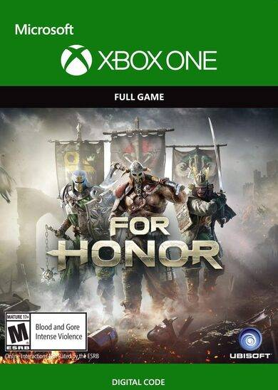 For Honor (Xbox One) Xbox Live Key EUROPE