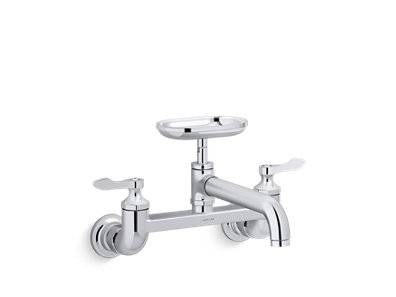 Clearwater® kitchen sink faucet