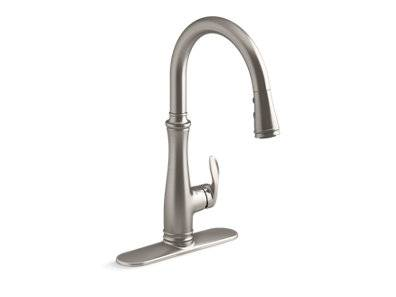 Bellera® Touchless pull-down kitchen sink faucet