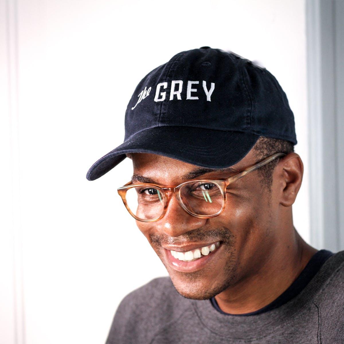 The Grey - The Grey Restaurant Ball Cap