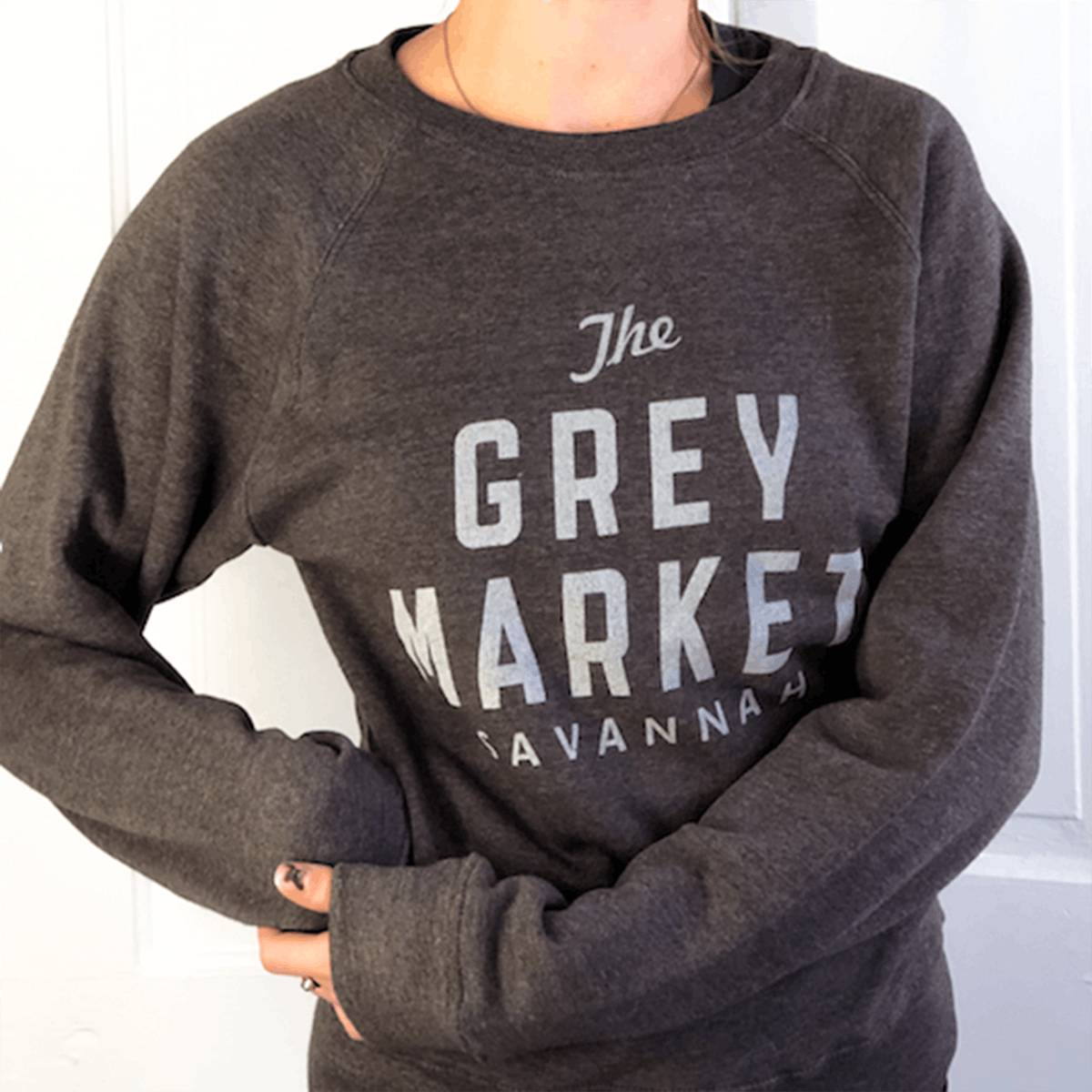 The Grey - Pullover